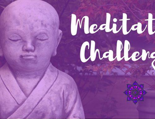Meditation Challenge – Mindful Breathing