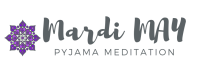 Mardi MAY Meditation And Yoga Logo