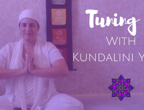 Tuning In With Kundalini Yoga