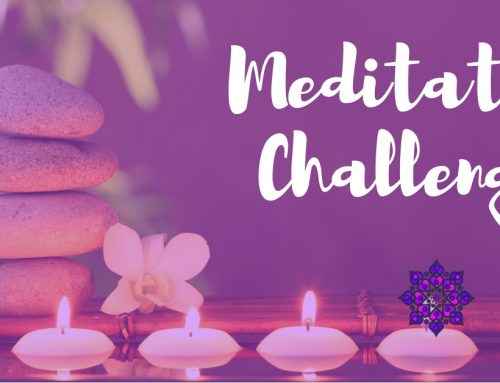 Meditation Challenge – Counting The Breath