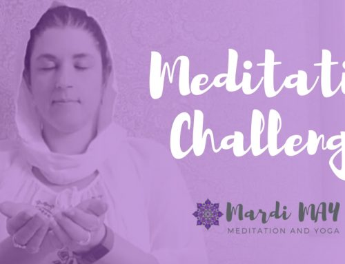 Meditation Challenge – Simple Blessings