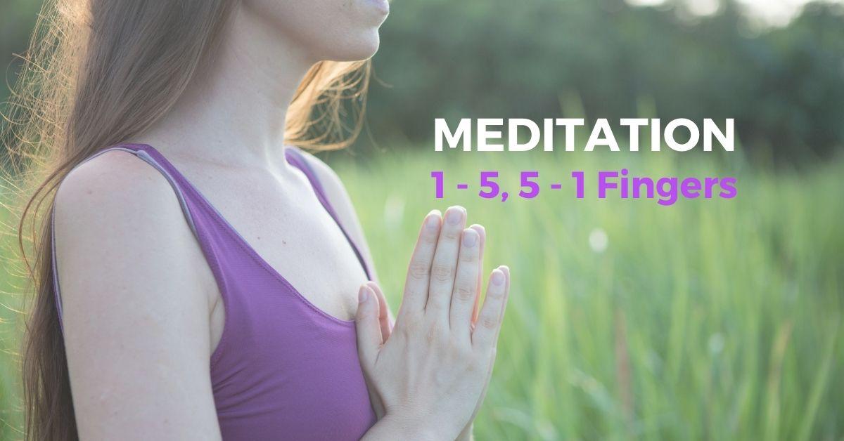 Fingers meditation