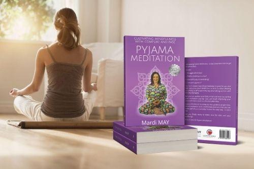Pyjama Meditation Book